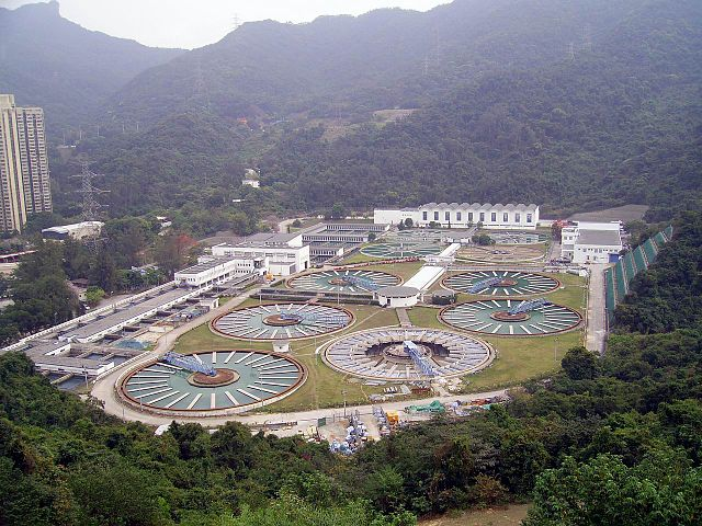 ShaTinWaterTreatmentWorks